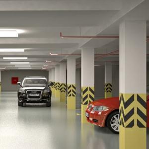 Автостоянки, паркинги Анопино