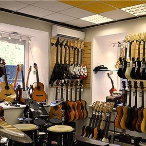 Музыкальные магазины Анопино