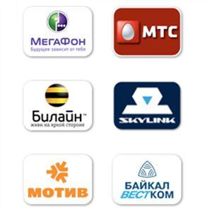 Операторы сотовой связи Анопино
