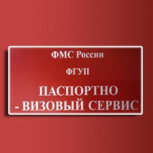 Паспортно-визовые службы Анопино