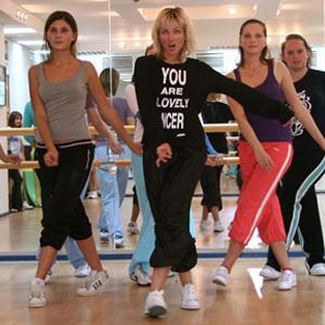 Школы танцев Анопино