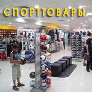 Спортивные магазины Анопино