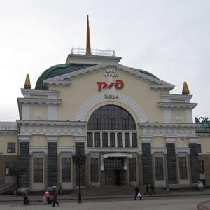 Железнодорожные вокзалы Анопино
